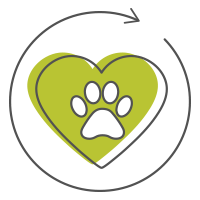 Pet health icon